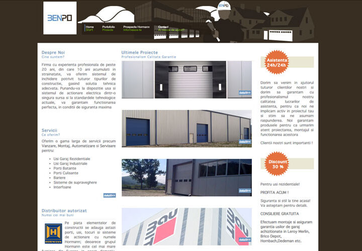 Benpo – Professional, Quality and Guarantee